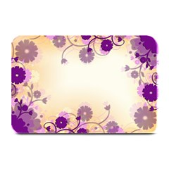 Background Floral Background Plate Mats