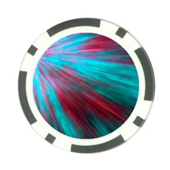 Background Texture Pattern Design Poker Chip Card Guard by Amaryn4rt