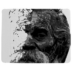 Grandfather Old Man Brush Design Jigsaw Puzzle Photo Stand (rectangular) by Amaryn4rt