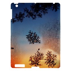 Hardest Frost Winter Cold Frozen Apple Ipad 3/4 Hardshell Case