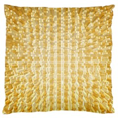 Pattern Abstract Background Large Cushion Case (one Side) by Amaryn4rt