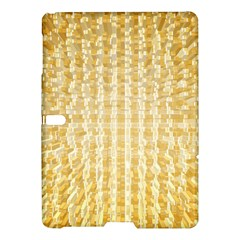Pattern Abstract Background Samsung Galaxy Tab S (10 5 ) Hardshell Case  by Amaryn4rt