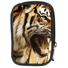 Royal Tiger National Park Compact Camera Cases by Amaryn4rt