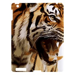 Royal Tiger National Park Apple Ipad 3/4 Hardshell Case by Amaryn4rt