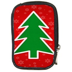 Christmas Tree Compact Camera Cases by Nexatart