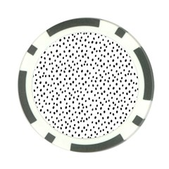 Dalmation Poker Chip Card Guard (10 Pack) by Jojostore
