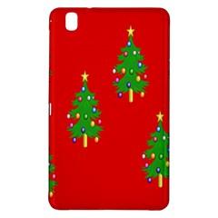 Christmas Trees Samsung Galaxy Tab Pro 8 4 Hardshell Case by Nexatart