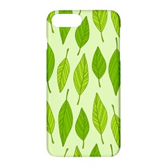 Spring Leaf Green Apple iPhone 7 Plus Hardshell Case by Jojostore