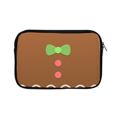 Stunning Gingerbread Brown Bread Apple Ipad Mini Zipper Cases by Jojostore