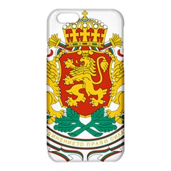 Coat of Arms of Bulgaria iPhone 6/6S TPU Case by abbeyz71