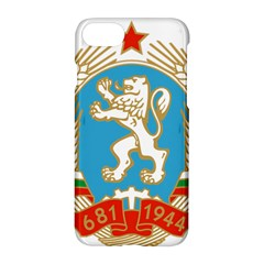 Coat of Arms of Bulgaria (1971-1990) Apple iPhone 7 Hardshell Case by abbeyz71