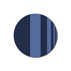 Fibonacci Rubber Round Coaster (4 Pack)  by Nexatart