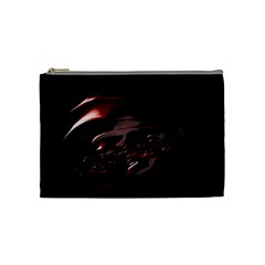 Fractal Mathematics Abstract Cosmetic Bag (medium)  by Nexatart