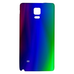 Graphics Gradient Colors Texture Galaxy Note 4 Back Case by Nexatart
