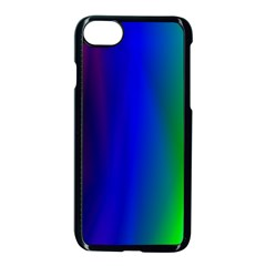 Graphics Gradient Colors Texture Apple Iphone 7 Seamless Case (black) by Nexatart