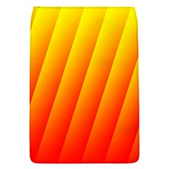 Graphics Gradient Orange Red Flap Covers (s)  by Nexatart