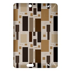 Pattern Wallpaper Patterns Abstract Amazon Kindle Fire Hd (2013) Hardshell Case by Nexatart
