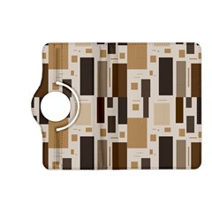 Pattern Wallpaper Patterns Abstract Kindle Fire Hd (2013) Flip 360 Case by Nexatart