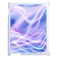 Abstract Graphic Design Background Apple Ipad 2 Case (white) by Nexatart