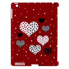 Harts Apple Ipad 3/4 Hardshell Case (compatible With Smart Cover) by Valentinaart