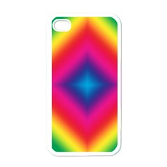 Hippie  Apple Iphone 4 Case (white) by Valentinaart