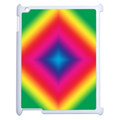 Hippie  Apple Ipad 2 Case (white) by Valentinaart