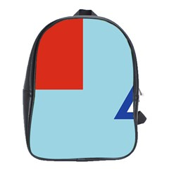 Air Force Ensign ,f Burma, 1948 1974 School Bags (xl)  by abbeyz71