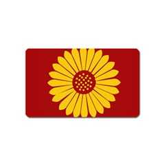 Flag Of Myanmar Army Eastern Command Magnet (name Card) by abbeyz71