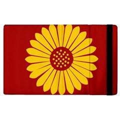 Flag Of Myanmar Army Eastern Command Apple Ipad 2 Flip Case by abbeyz71