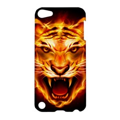 Tiger Apple iPod Touch 5 Hardshell Case by Nexatart