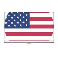 American Flag Business Card Holders by Nexatart