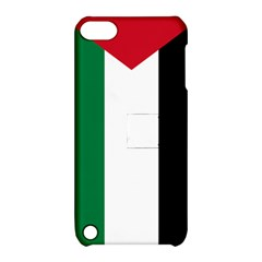 Palestine flag Apple iPod Touch 5 Hardshell Case with Stand by Nexatart