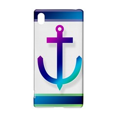 Icon Anchor Containing Fixing Sony Xperia Z3+ by Nexatart