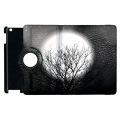Starry Sky Apple Ipad 3/4 Flip 360 Case by theunrulyartist