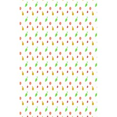 Fruit Pattern Vector Background 5 5  X 8 5  Notebooks by Nexatart