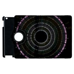 Circos Comp Inv Apple Ipad 2 Flip 360 Case by Nexatart