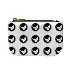 Butterfly Wallpaper Background Mini Coin Purses