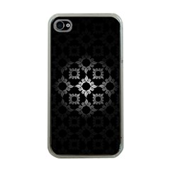 Antique Backdrop Background Baroque Apple Iphone 4 Case (clear) by Nexatart