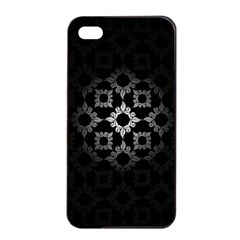 Antique Backdrop Background Baroque Apple Iphone 4/4s Seamless Case (black) by Nexatart