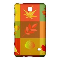 Autumn Leaves Colorful Fall Foliage Samsung Galaxy Tab 4 (8 ) Hardshell Case  by Nexatart