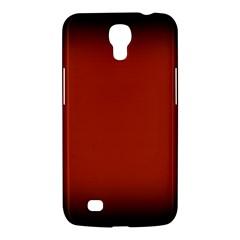 Brown Gradient Frame Samsung Galaxy Mega 6 3  I9200 Hardshell Case by Nexatart