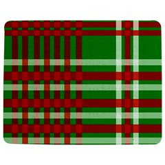 Christmas Colors Red Green White Jigsaw Puzzle Photo Stand (rectangular) by Nexatart