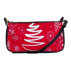 Christmas Tree Shoulder Clutch Bags by Nexatart