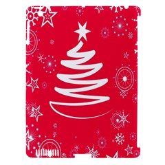 Christmas Tree Apple Ipad 3/4 Hardshell Case (compatible With Smart Cover) by Nexatart