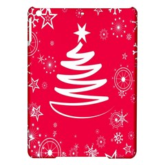 Christmas Tree Ipad Air Hardshell Cases by Nexatart