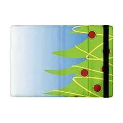 Christmas Tree Christmas iPad Mini 2 Flip Cases by Nexatart