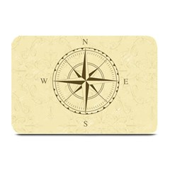 Compass Vintage South West East Plate Mats by Nexatart