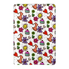 Doodle Wallpaper Samsung Galaxy Tab Pro 12.2 Hardshell Case by Nexatart