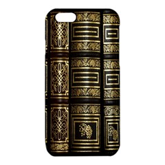 Detail Golden Gold Ornaments iPhone 6/6S TPU Case by Nexatart