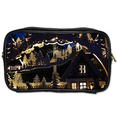 Christmas Advent Candle Arches Toiletries Bags 2-Side by Nexatart